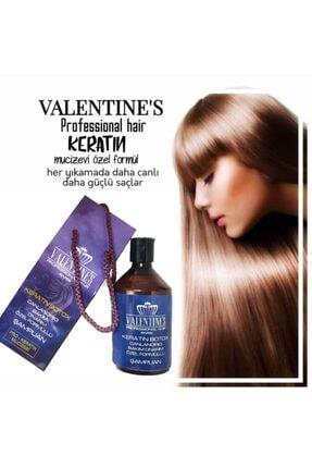VALENTİNES Professional Keratin Botox Kökten Uca Bakım Şampuanı