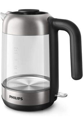 Philips Hd9339/80 Cam Su Isıtıcısı, 1,7 Litre (led Aydınlatma, Kuru Çalışma Koruması)