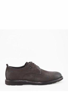 İgs Erkek Kahverengi Deri Günlük Ayakkabı I180118-2 M 1000