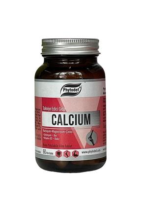 Phytodef Kalsiyum Magnezyum Çinko 60 Tablet