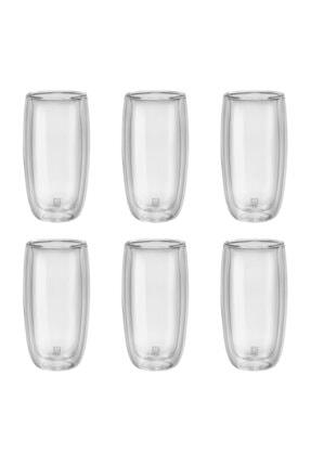 ZWILLING Çift Camlı 6'lı Soğuk Içecek Bardağı - 474 Ml
