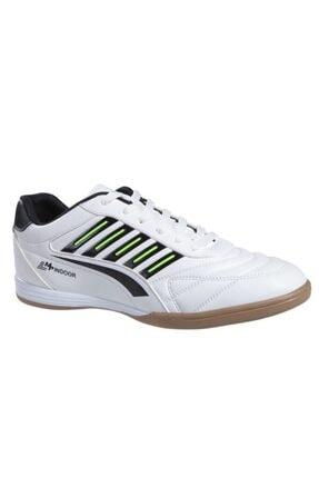 MP Indoor Beyaz Futsal Erkek Halısaha Ayakkabısı