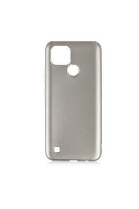 Oppo Realme Realme C21 Kılıf Silikon Esnek Ultra Dayanıklı Tam Koruma