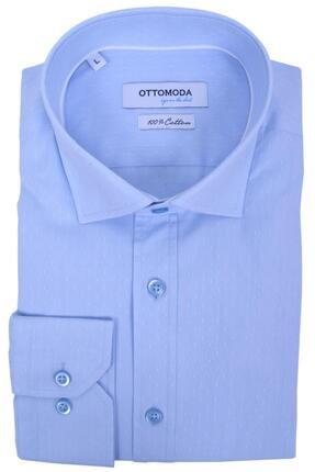 Ottomoda Erkek Armürlü Uzun Kollu Gömlek