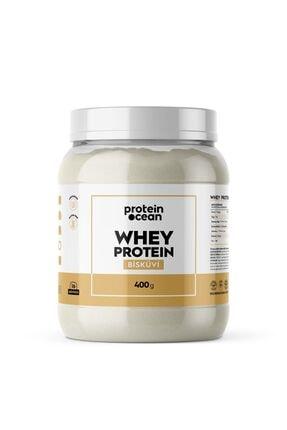 Proteinocean Whey Proteın™ Bisküvi 400 g 16 Servis