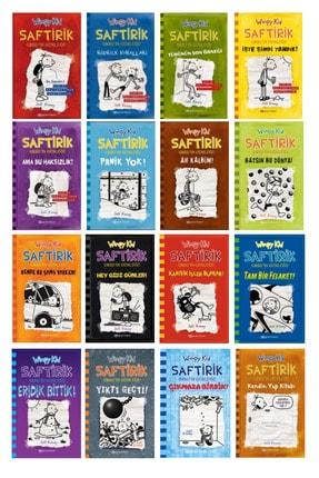 Epsilon Yayınevi Saftirik Greg Serisi - 16'lı Set