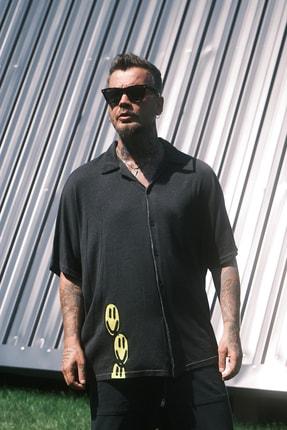 HOLEACADEMIE İnce Triko Unisex Gömlek