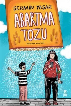 Taze Kitap Abartma Tozu - Şermin Yaşar - 9786056883569