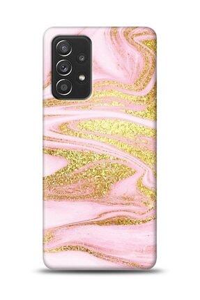 MobilCadde Samsung Galaxy A52 Uyumlu Rose Quartz Kılıf