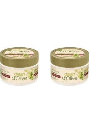 Dalan D'olive Doğal Zeytin Yağlı Bakım Yapan Vücut Kremi 2 Adet 250