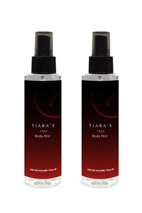 Tiaras Him For Men Body Mist 150ml X2