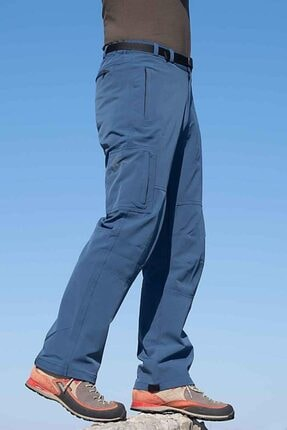 High Mountain Nepal Pantolon Mavi Pantolon