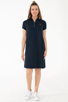 U.S. Polo Assn. Lacivert Kadın Elbise