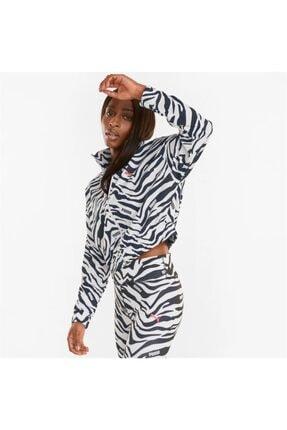 Puma Modern Sports Aop Track Kadın Sweatshirt