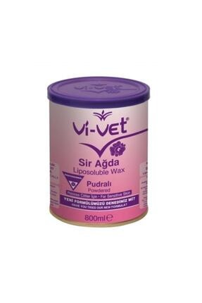 Vi-vet Pudralı  Sir Ağda Konserve 800 ml