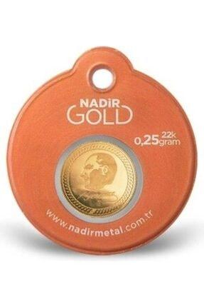 Nadir Gold 1 Adet 0.25 Gram 22 Ayar Altın