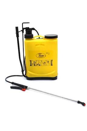 HB Garden Tools Hb Garden Basınçlı Mekanik Sırt Tipi Ilaçlama Ilaç Pompası Pulverizatör 16 Lt