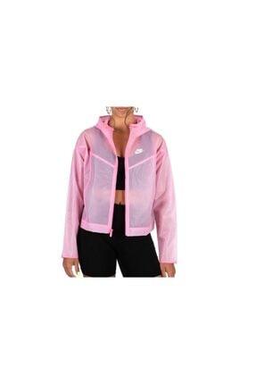Nike Sportswear Windrunner Women's Jacket Pink Cu6578-607