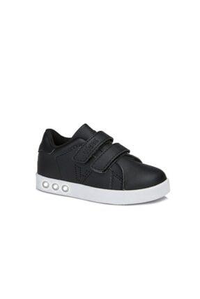 Vicco Oyo Unisex Çocuk Siyah Işıklı Spor Ayakkabı