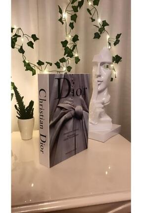 Happy Peyzaj Christian Dior Dekoratif Kitap Kutu 27x18x4,5cm