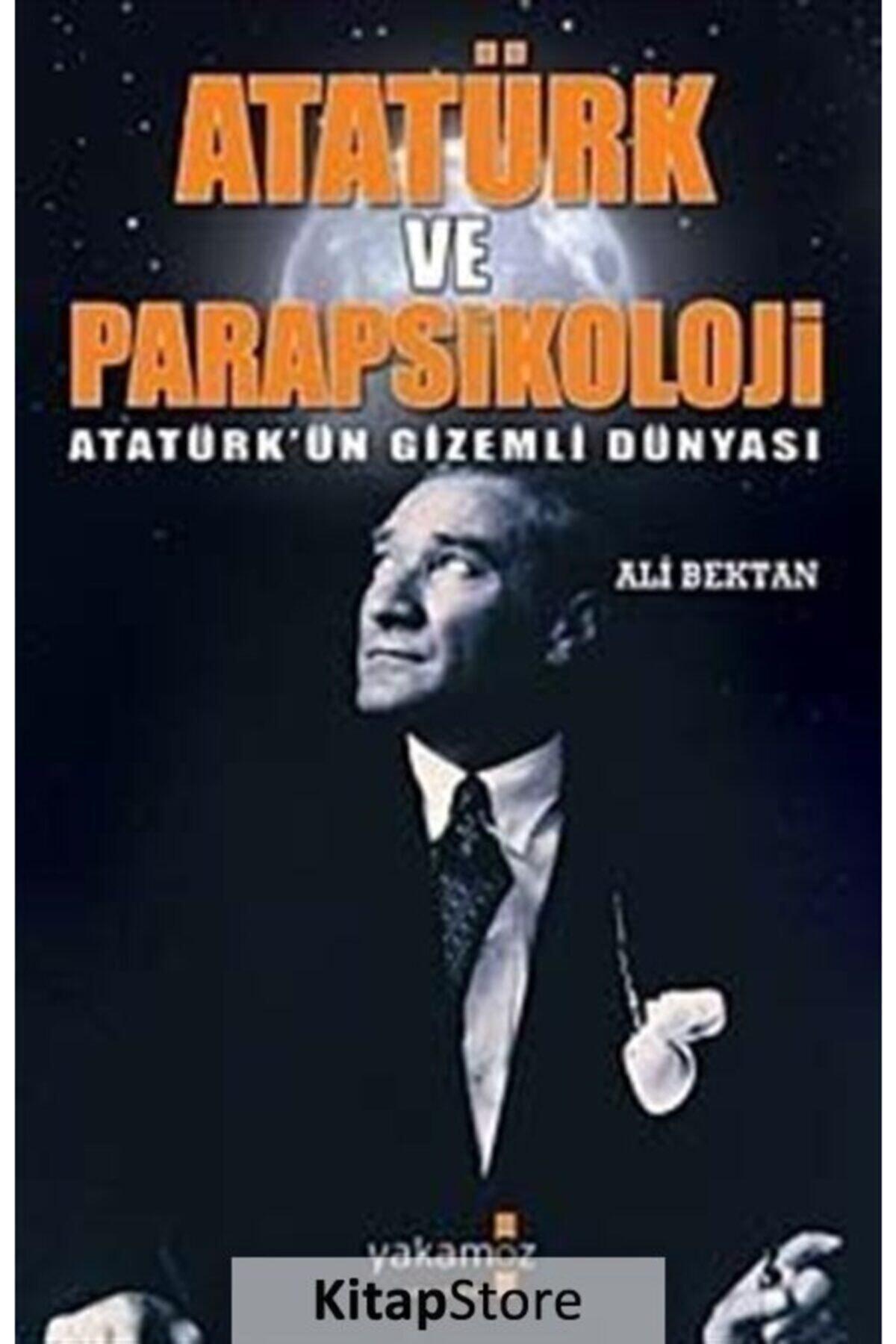 Yakamoz Yayınları Atatürk ve Parapsikoloji ve Atatürk'ün Gizemli Dünyası 1