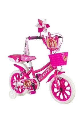 Tunca Pembe Baffy 15 Jant Bisiklet 3-4-5 Yaş Çocuk Bisikleti