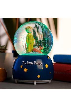 Vivaldes Mini Küçük Prens Işıklı Kar Küresi