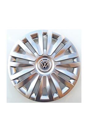 Seta Volkswagen Polo - Golf - Bora 14'' Inç Jant Kapağı 4 Adet Kırılmaz Esnek - Amblem Hediyeli