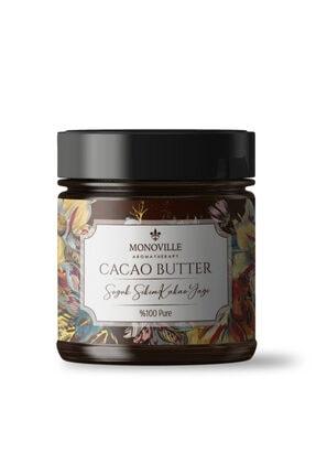 Monoville Soğuk Sıkım Nemlendirici Kakao Yağı %100 Saf Ve Doğal 100 ml