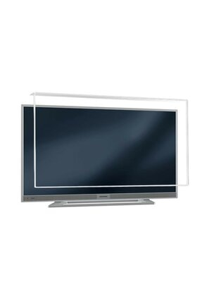 "ProtecTV Philips 48pus7600 Tv Ekran Koruyucu (48"" / 122 Ekran) - Nano 3mm Ultraviyole (uv)"