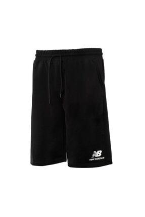 New Balance Nb Mens Shorts Siyah Erkek Kısa Şort