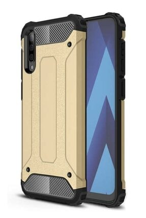 MobilCadde Tough Power Xiaomi Mi 9 Ultra Koruma Gold Kılıf