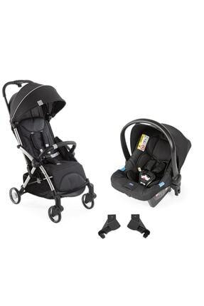 Chicco Duo Goody Plus Travel Sistem Bebek Arabası Graphite