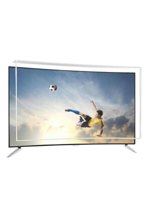 """ProtecTV Samsung 48ju7000 Tv Ekran Koruyucu (48"""" / 122 Ekran) - Nano 3mm Ultraviyole (uv)"""