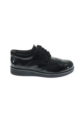 Sarıkaya Erkek Çocuk Siyah Rugan Takım Elbise Ayakkabısı