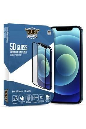 Buff Orjinal Iphone 12 Mini Uyumlu 5d Darbe Emici Ekran Koruyucu