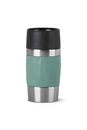 TEFAL Travel Mug Compact 0,3 lt Termos  Yeşil