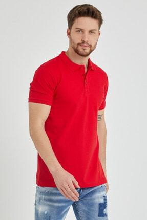 BREEZY Polo Yakalı Tshirt Kırmızı