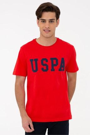 U.S. Polo Assn. U.s Polo Erkek Kırmızı T-shirt