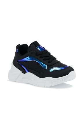 Polaris 612201.f1pr Siyah Kız Çocuk Sneaker