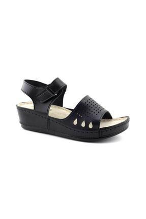Muya 98805 Kadın Sandalet Anatomik Taban Yazlık Ayakkabı