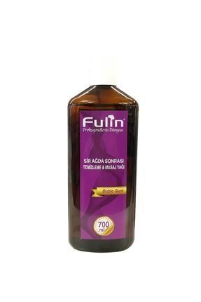 FULİN Ağda Sonrası Temizleme Ve Masaj Yağı 700 ml / Buble Gum