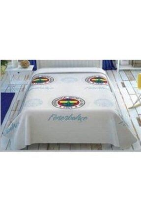 Zorluteks Fenerbahçe Lisanslı Tek Kişilik Pike (circle) (150x200 Cm) (yazlık-ince) (tek Parça)