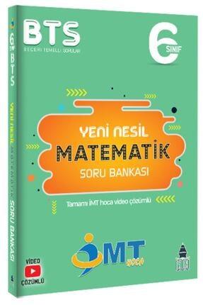 Tonguç Akademi 6. Sınıf Imt Matematik Yeni Nesil Soru Bankası