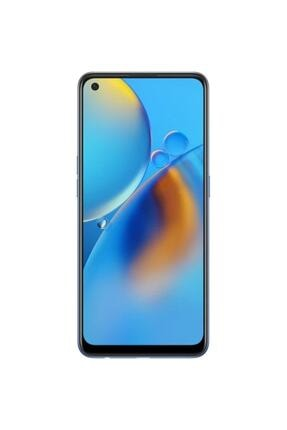 OPPO A74 128GB Mavi Cep Telefonu (Oppo Türkiye Garantili)
