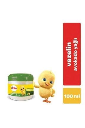 Dalin Vazelin 100ml Avakado