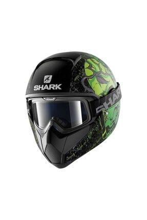 Shark Vancore Ashtan Mat Kapalı Motosiklet Kaskı
