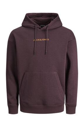 Jack & Jones Kapüşonlu Sweatshirt 12192830 Jcomarco