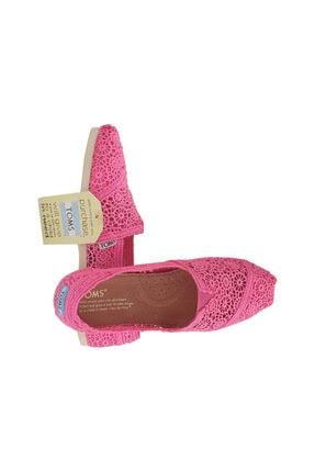 Toms Kadın Pembe Ayakkabı