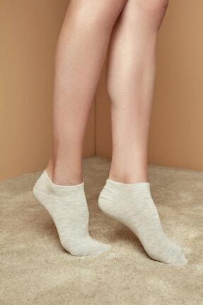 Penti Kar Melanj Basic Chic Patik Çorap
